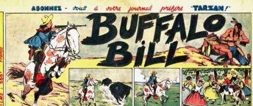bandes dessinées,bd,tarzan,tarzanides,aryzona bill,don winslow,nat,rocky rider,Buffalo Bill,l'épatant,rené giffey