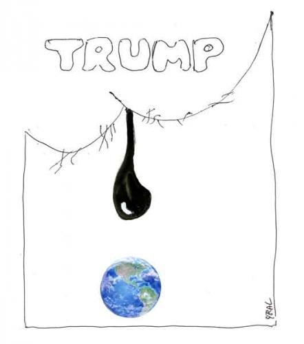 trump,pétrole,charbon,pittsburgh trump,accords de paris,effet de serre,réchauffement climatique